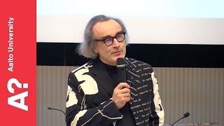 """""""Pulp Fiction"""" - 3/8 Filosofia ja systeemiajattelu 2016 Prof. Esa Saarinen, Aalto-yliopisto"""