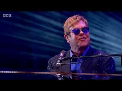9. Levon - Elton John - Live in Hyde Park September 11 2016