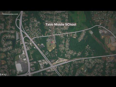 Shots Fired Outside Tabb Middle School in York County