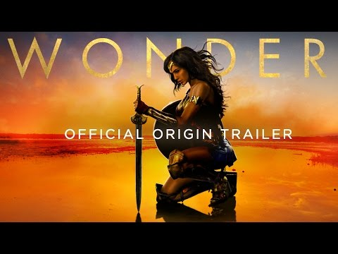 Thumbnail: WONDER WOMAN - Official Origin Trailer