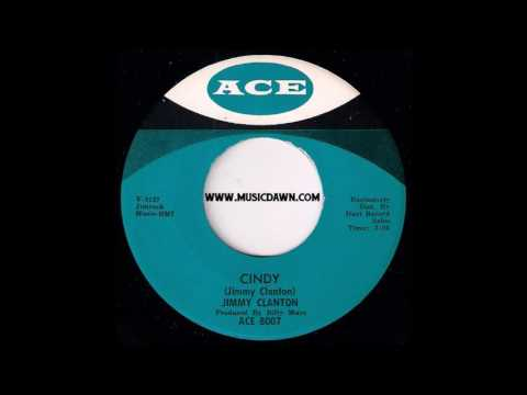 Jimmy Clanton - Cindy [Ace] 1963 new breed rnb mod popcorn 45