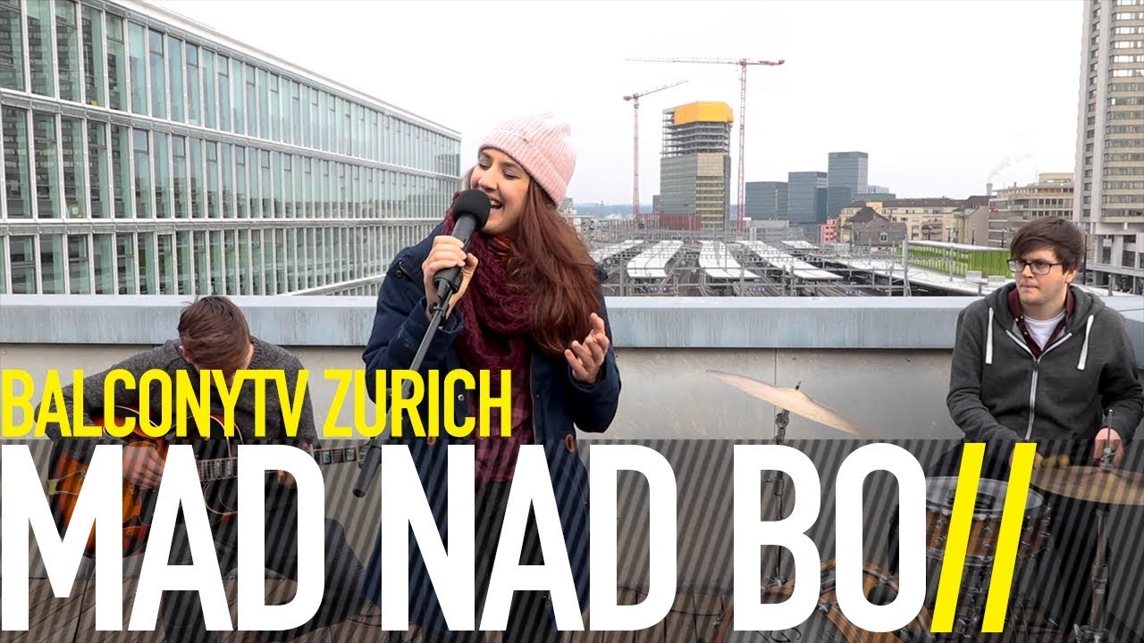 MAD NAD BO - ANGER (BalconyTV)