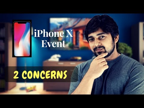 iphone x event - 2 questions regarding Steve Wozniak and Security issues