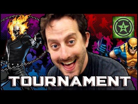 Let's Play - Marvel VS Capcom 3: Tournament