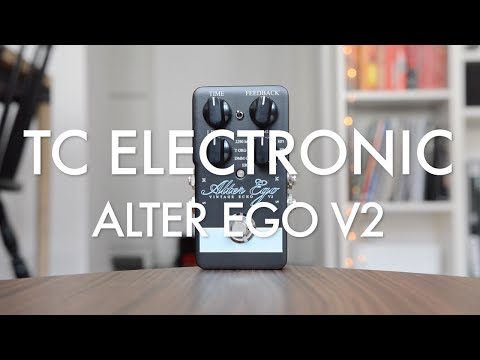 TC Electronic Alter Ego V2 (demo)