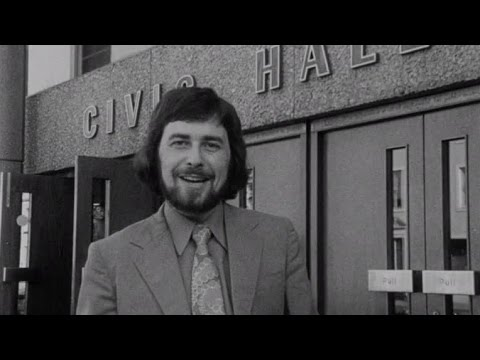 Opening of Whitehaven Film Theatre (1972) | BFI National Archive
