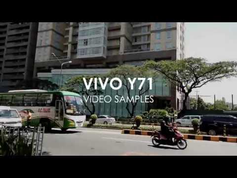 Vivo Y71 Video Samples