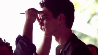 REISS SS12 MENSWEAR BEHIND THE SCENES