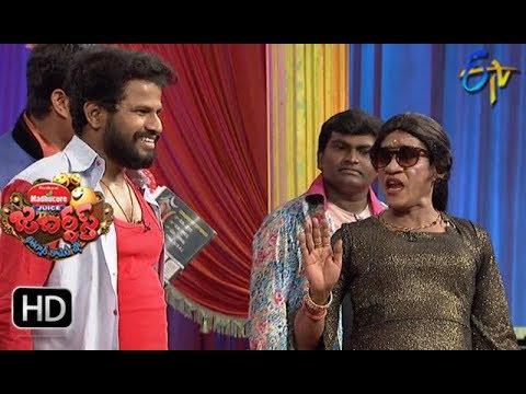 Hyper Aadi, Raising Raju Performance | Jabardasth | 7th June 2018 | ETV  Telugu