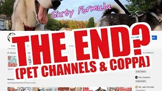 Your Favorite Pet Channels MIGHT GO AWAY FOREVER... (How COPPA Will Impact Pet Channels)