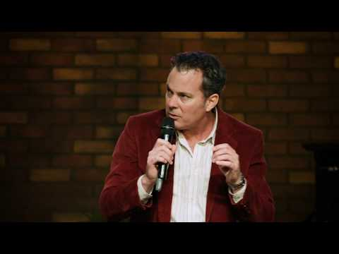Dave Burleigh just wants clean hotel sheets - Dry Bar Comedy