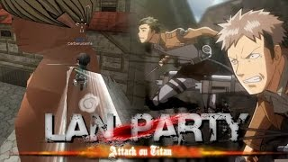 Attack on Titan - Last Stand PVP - LAN Party
