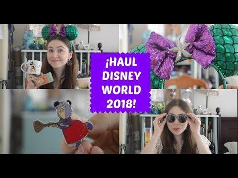 ¡COMPRAS DE DISNEY WORLD 2018! / HAUL