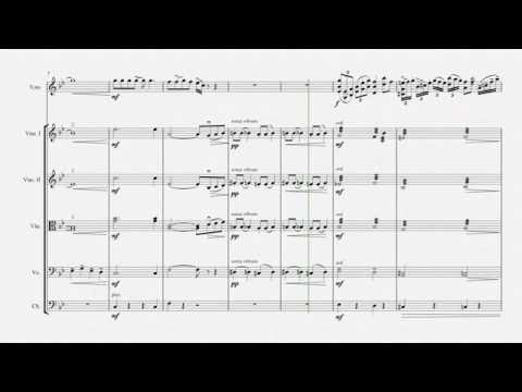 Queen - Bohemian Rhapsody for solo violin and string orchestra
