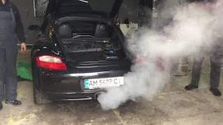 Увеличение объёма Двигателя с 3.4 на 3.8 Porsche Cayman реплика Lamborghini