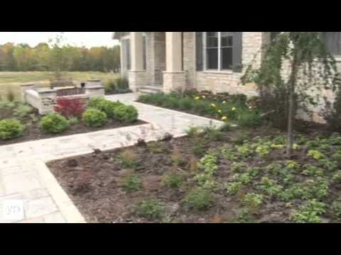 Landscaping Milwaukee WI Bott Landscape Contracting