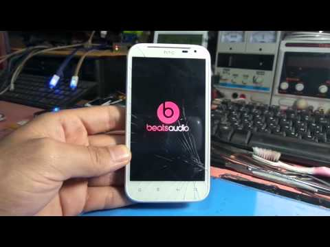 htc sensation xl with beats audio x315e hard reset