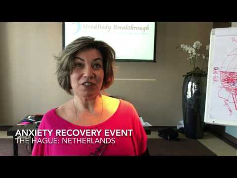 Anxiety Recovery Event Netherlands