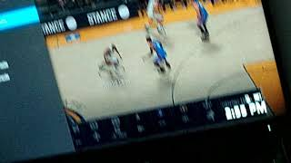 I killed Russell Westbrook ankles