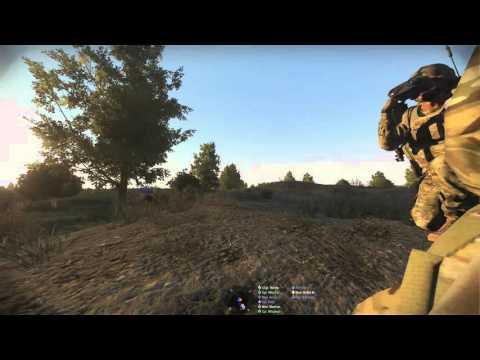 3CB ArmA 3: Operation GLACIER 3rd April - Part 1/2