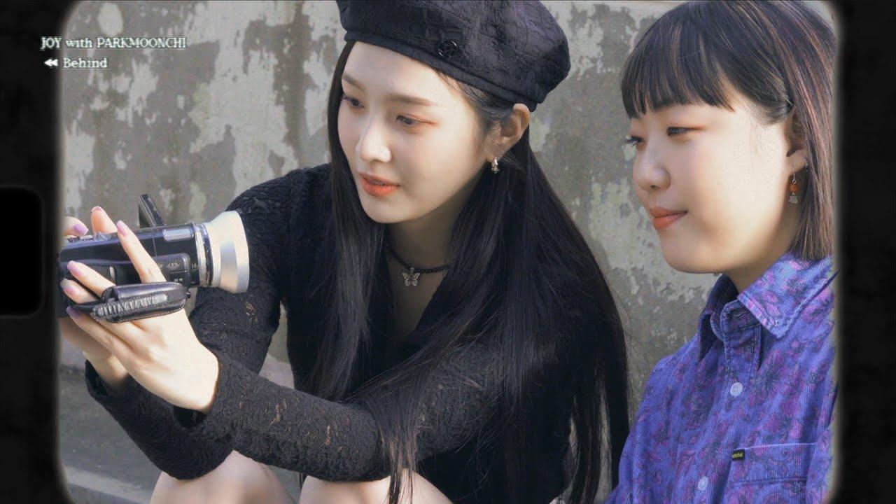 조이랑 문치랑🎵 | 조이 (JOY) with 박문치 - 바라봐줘요 (죠지) Cover Behind