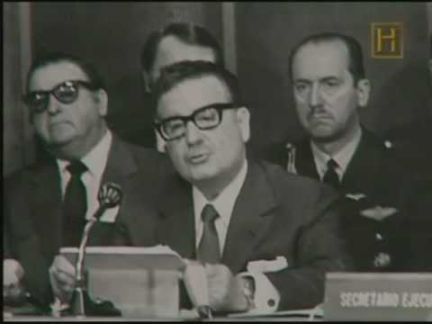 La última decisión de Salvador Allende.