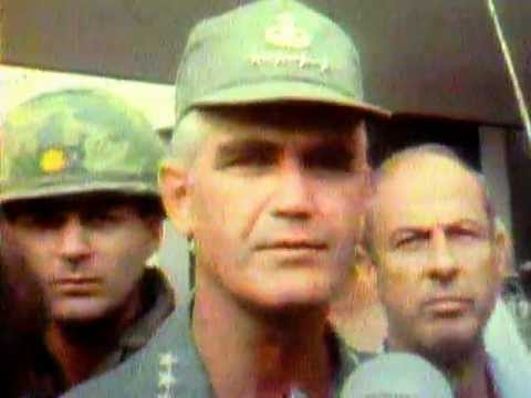 General Westmoreland on the Tet Offensive, 2/1/68