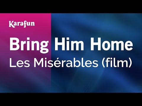 Karaoke Bring Him Home - Les Misérables *