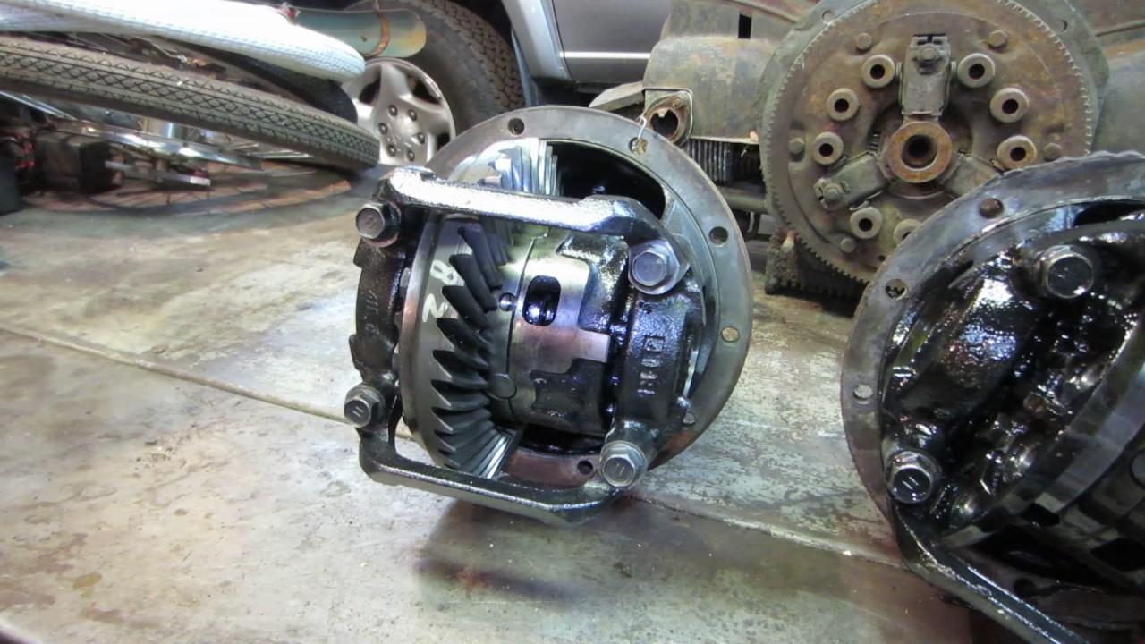 Rear Axle Toyota Removal Bearing Tundra