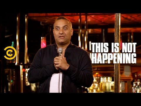 This Is Not Happening - Russell Peters - Adventures in Saudi Arabia - Uncensored