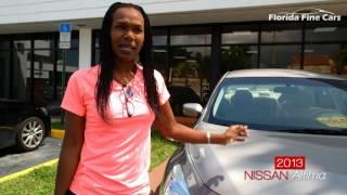 Florida Fine Cars Miami - Customer Review - Nissan Altima