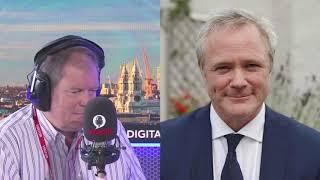 UKIP Leader Richard Braine destroys talkRadio host