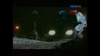 Гаишники-2 (2010) 3 серия - car chase scene
