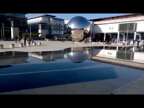 Nokia Lumia 930.Video @ 2160p / 30fps. Bristol Waterfront.