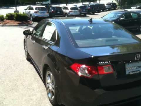 2010 Acura Tsx V6 W Technology Package Upgraded Chrome Wheels