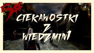 Ciekawostki z gry Wiedźmin #5 Rodzice Geralta, Balladyna, Światowid...