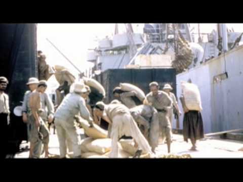 Iran War  Persian Gulf Command Photos