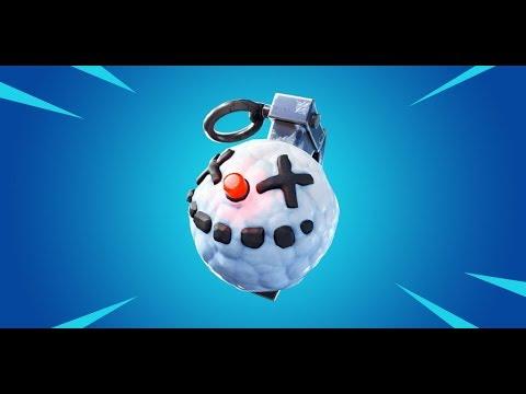 לייב פורטנייט -  עדכון חדש \ פצצת קרח ! 4000 לייקים סקין !