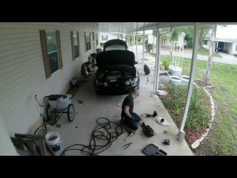 GoPro Car Repair