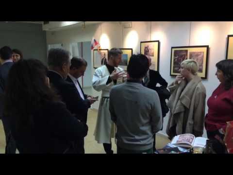 Презентация РСО-Алания в Королевстве Испания