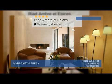 Marrakech Holidays  | Morocco Cheap Holidays | City Break