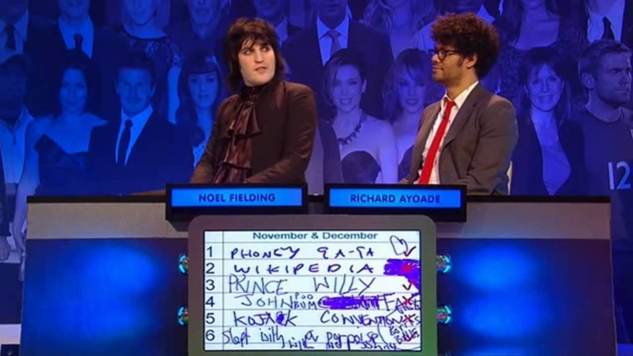 Image result for big fat quiz of the year