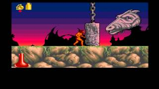 Lukozer Retro Game Review 093 - Shadow Of The Beast II - Commodore Amiga