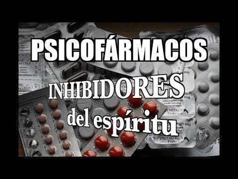 INHIBIDORES DEL ESPIRITU - La invasión de los psicofármacos