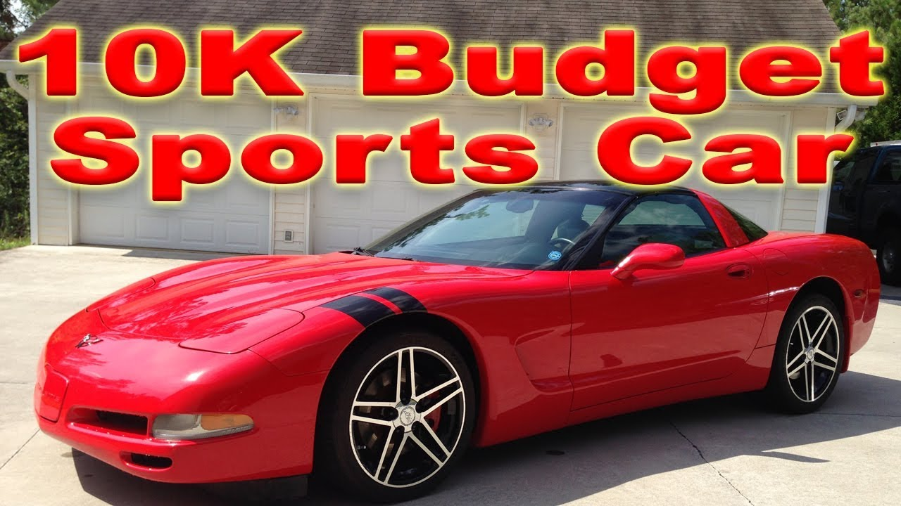 Best Sports Car For 10K ! Budget Sports Car Buys!