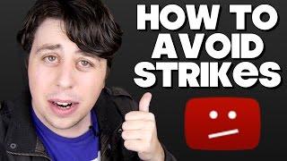 How To Avoid Copyright Strikes #WTFU