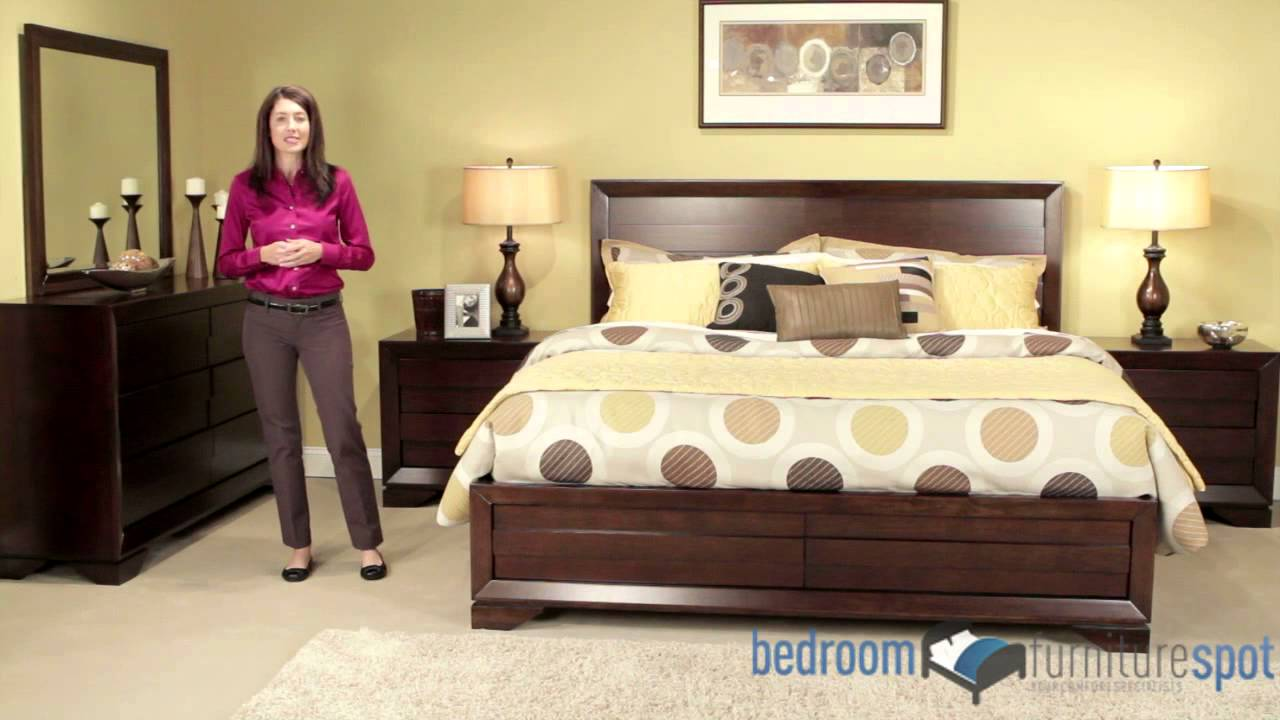 Perfect Magnussen Silva Bedroom Set   YouTube