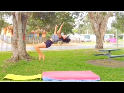 Self-Taught Gymnastics