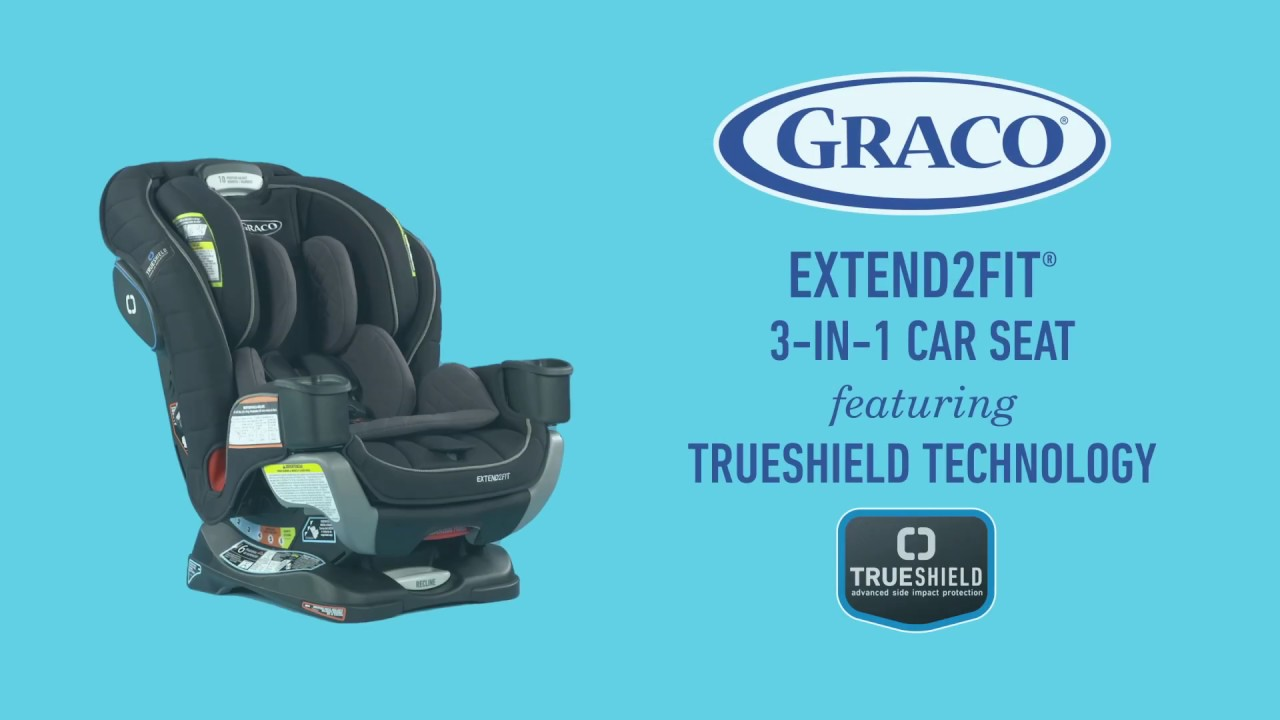 d4989d180 Extend2Fit 3-in-1 Car Seat ft. TrueShield - YouTube