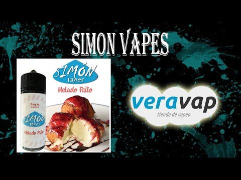 Opinión Simon Vapes - Helado Frito